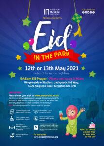 Ramadan: Eid in the Park!